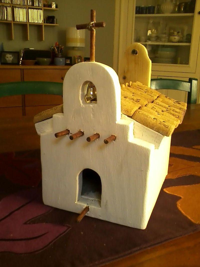 Birdhouse Pueblo-001